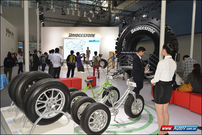 为普利司通研发生产轮胎减震支架